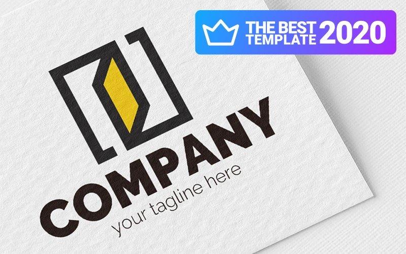Door or Window Logo Template