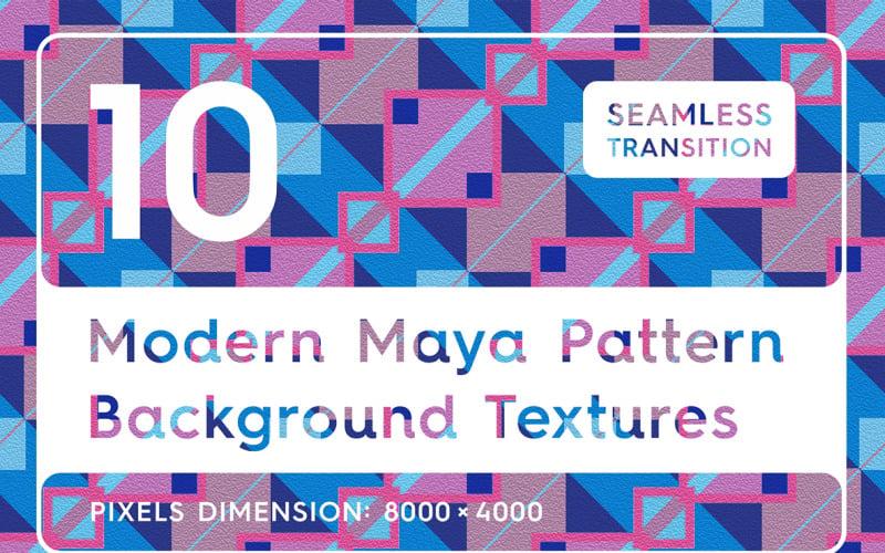 High Quality Original Modern Maya Patterns Textures