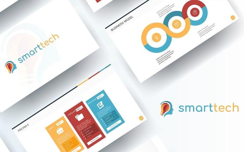 Free Business Plan Presentation PowerPoint template