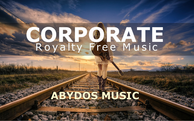 Корпоративный мотивационный рок - аудиодорожка