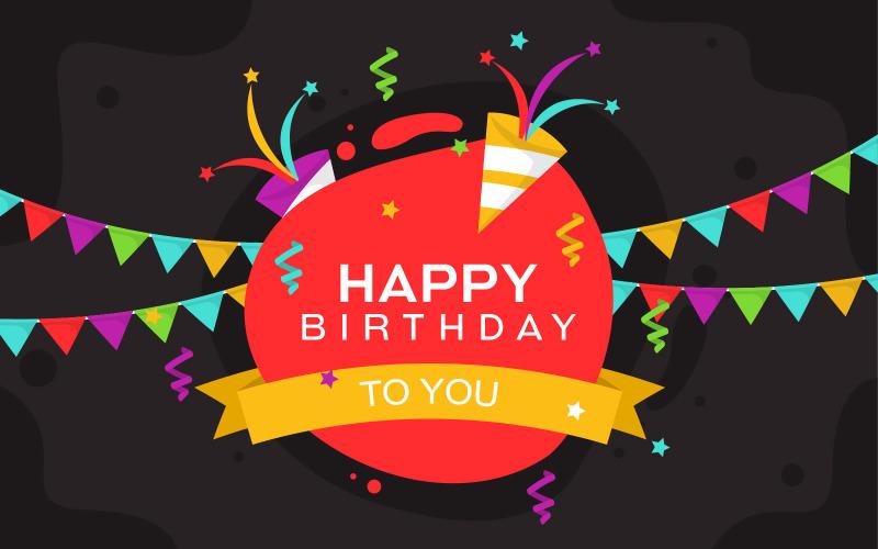 День рождения праздновать вечеринку фон