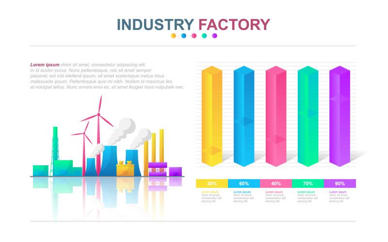 Диаграмма финансово-экономические элементы инфографики