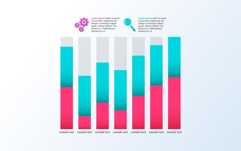 Элементы статистической экономической инфографики диаграммы