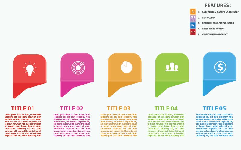 Business Concepts Vector Design Infographic Elements