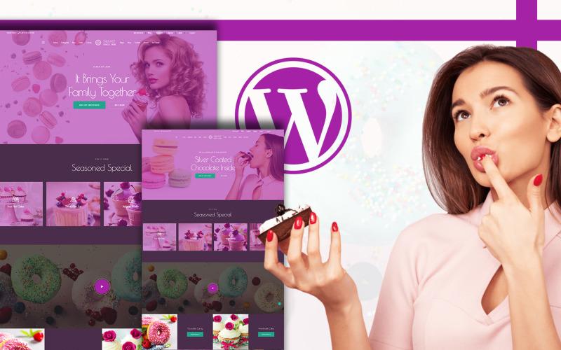 Sweatz - Tema Sweet Shop WordPress WooCommerce