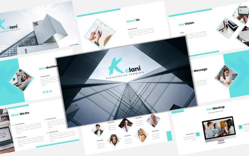 Kalani - Creative Business Google Slides