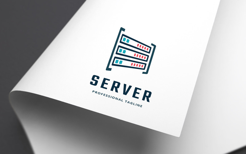 Sunucu Logo Şablonu