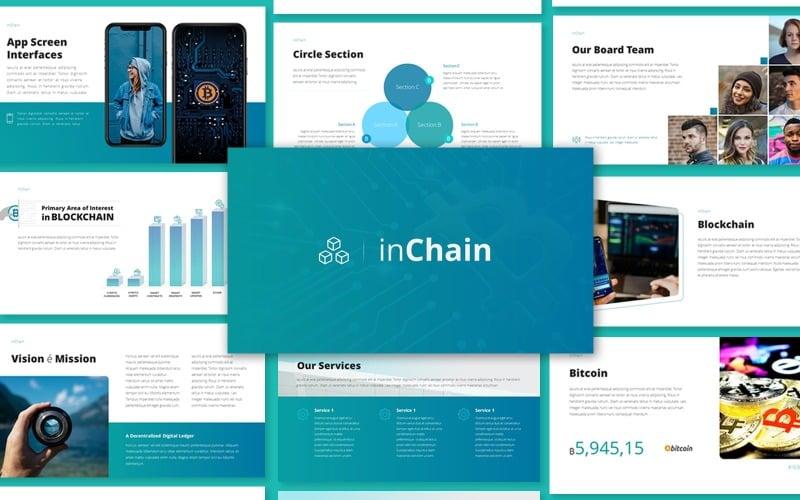 inChain PowerPoint template