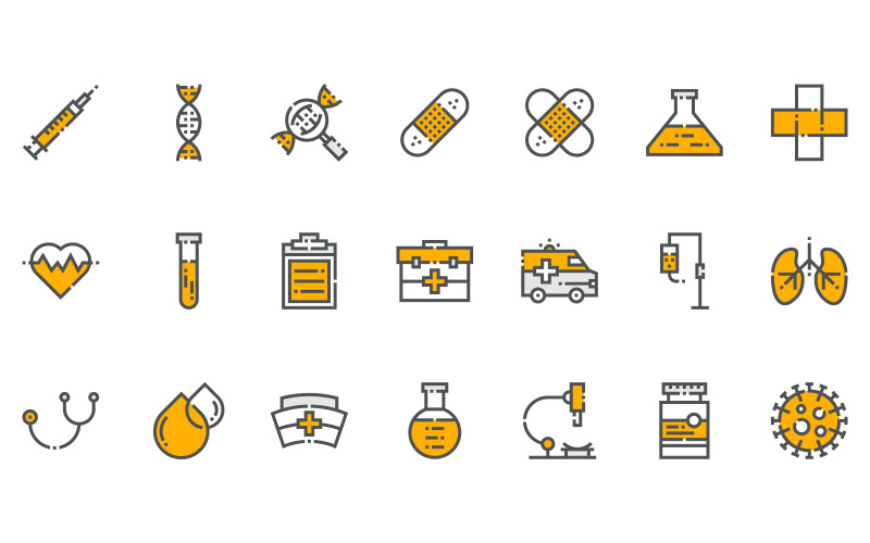 Медицинские и медицинские символы