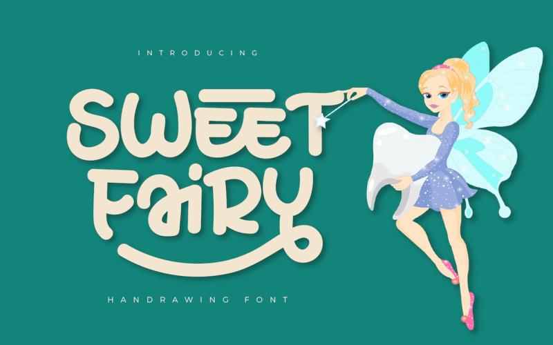 Sweet Fairy Schriftart