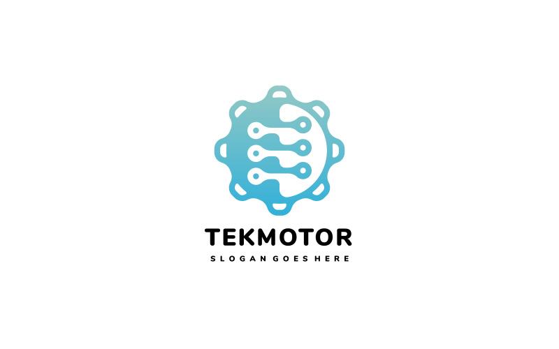 Logo-Vorlage für Motor Gear Technology