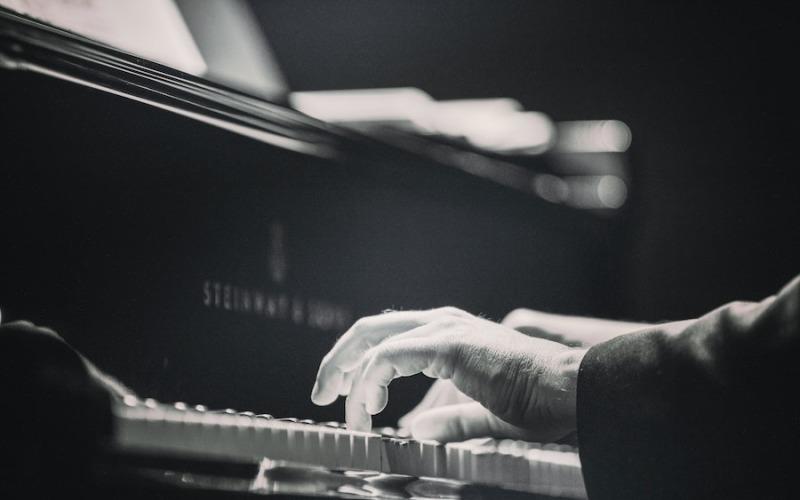 Schönes Klavier - Audiospur