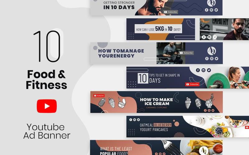YouTube Cover Banner Social Media