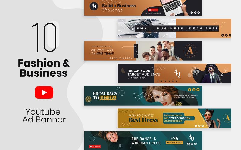 YouTube Cover Social Media Vorlage
