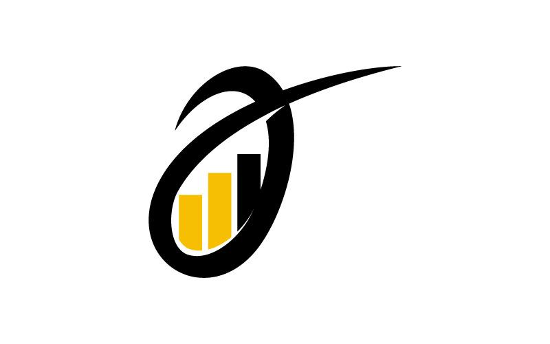 Business Way Solution Logo Vorlage