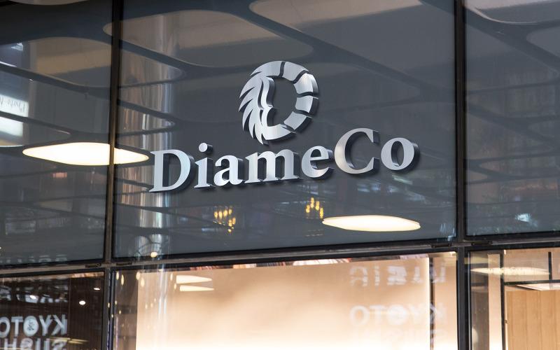 Diameco Logo Vorlage