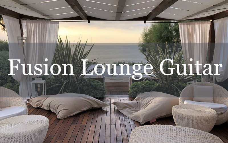 Fusion Lounge Guitar Stock Music