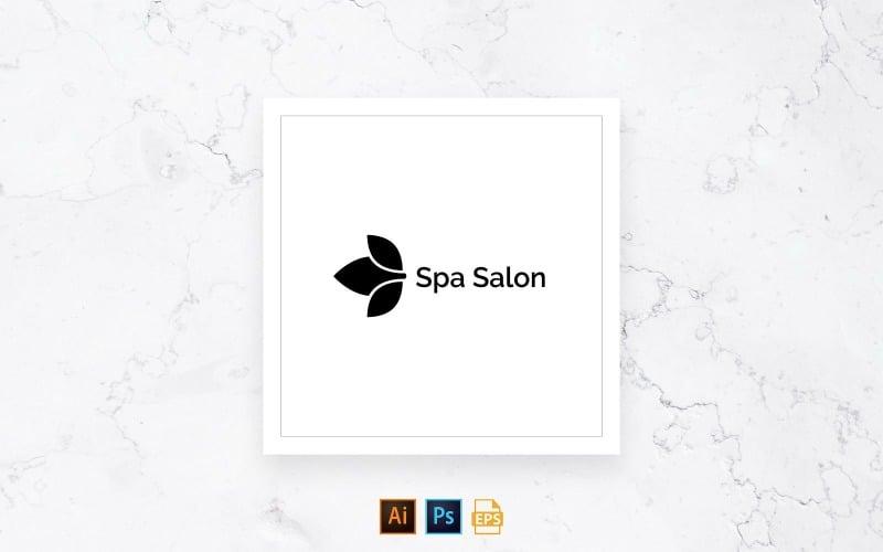Ready-to-Use Spa Salon Logo Template