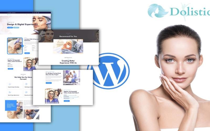 Dolistic - Plastic Surgery WordPress Theme