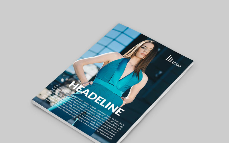 Newsletter Design Template Magazine Templates