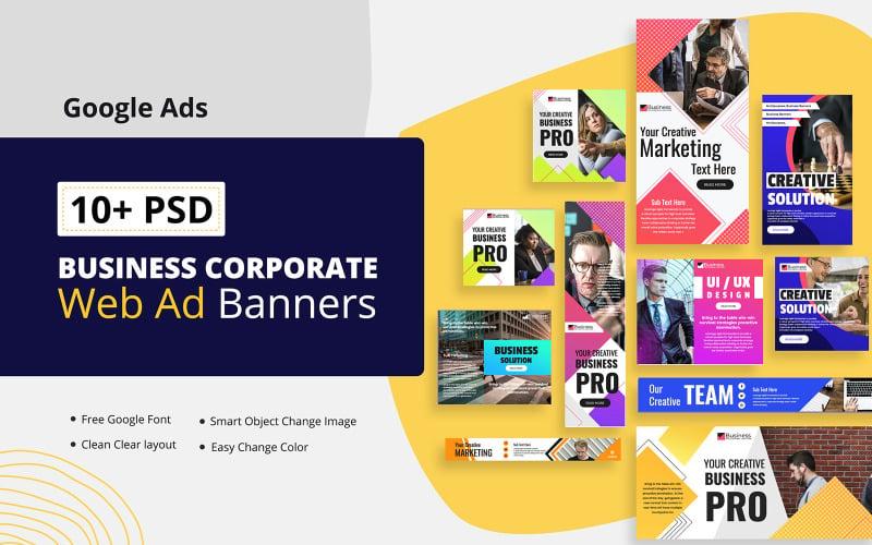 Business Corporate Google Ads Social Media