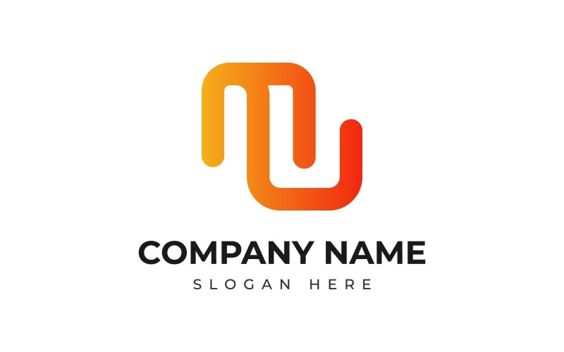 Buchstabe T Technologie Logo Design Vorlage