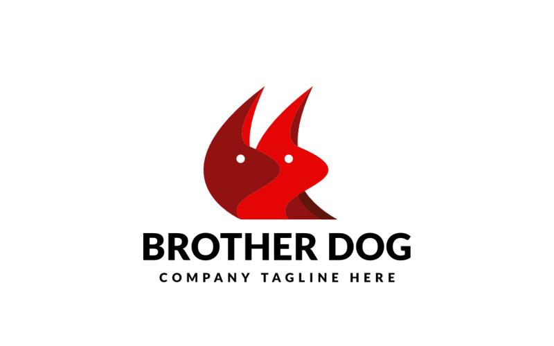 Die Brother Dog Logo Company
