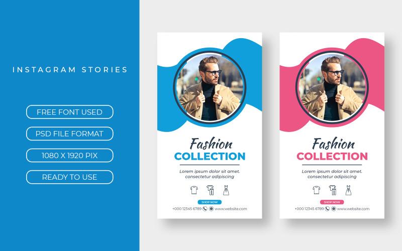 Mode Instagram Stories Design Social Media