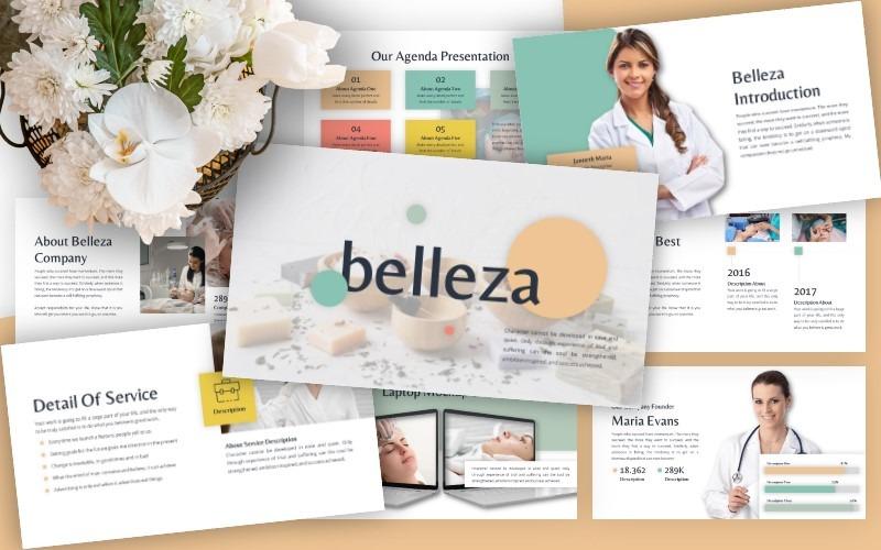 Belleza - Business Google Folienvorlage