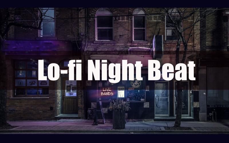 Lo-Fi Night Beat Stock Musik