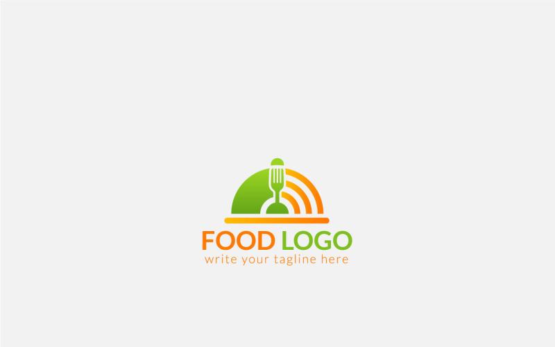 Bestellen Sie Food Logo Design Template