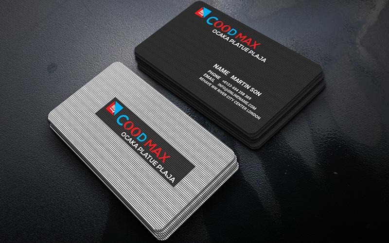 Modern Business Card so-59