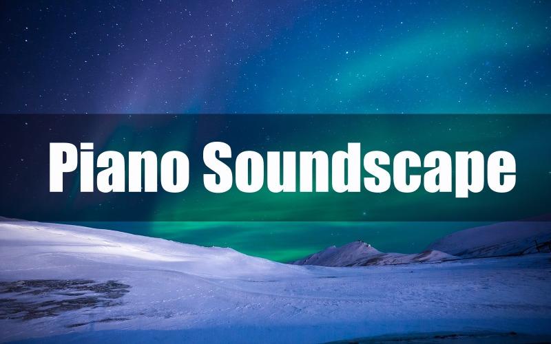 钢琴Soundscape股票音乐