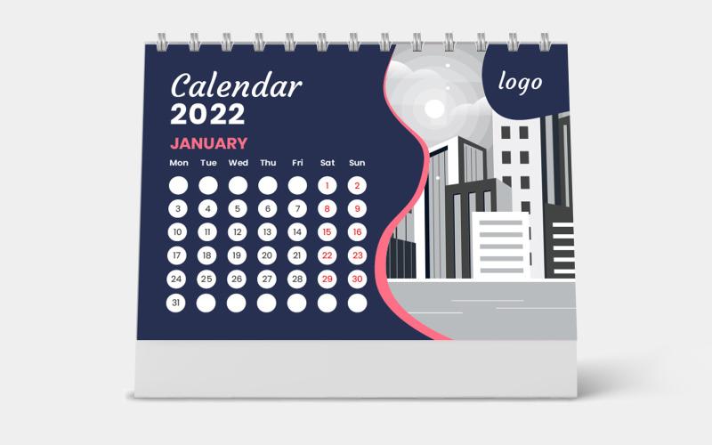 Set Desk Calendar 2022 Template 186506 Templatemonster