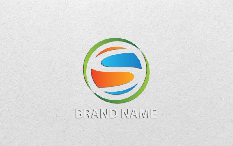 Projektowanie logo koło brandingowe