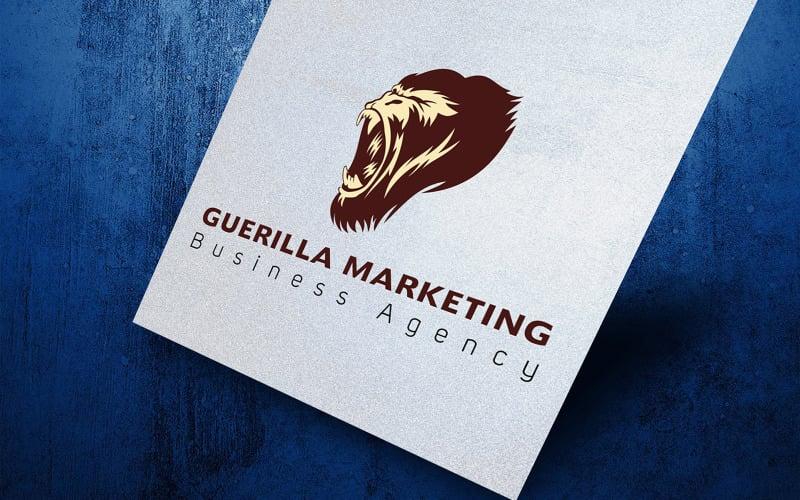 Guerilla Marketing Logo Design Mall