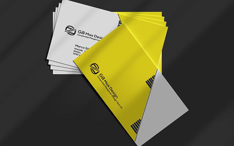 Elegant Business Card so-97