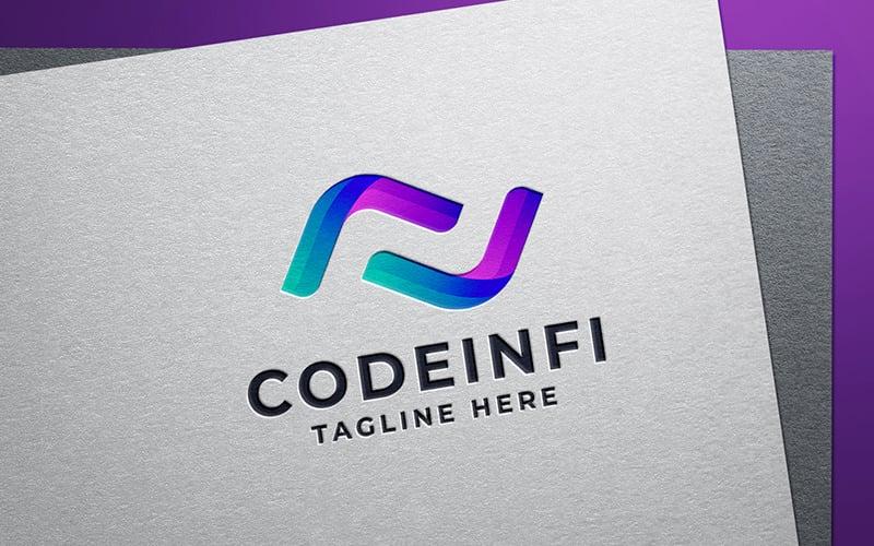 Code Infinity Professional Logo