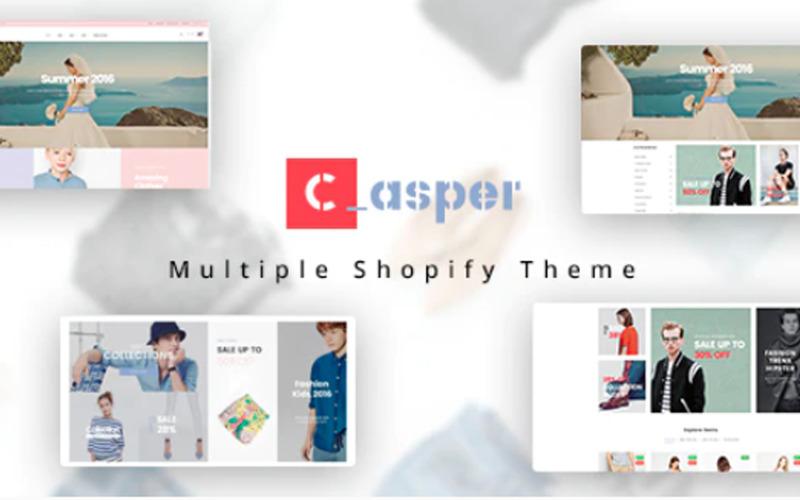 Garn - Store Fashion Shopify-tema