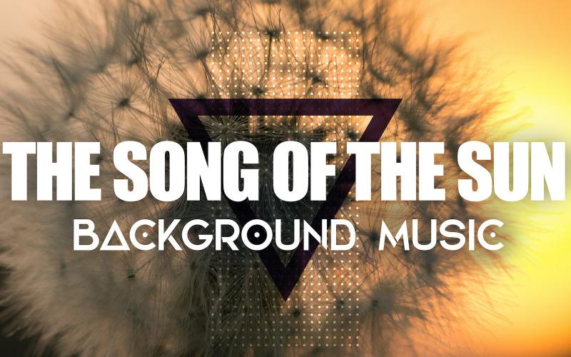 Solens sång - Lycklig och positiv akustisk folkmusik