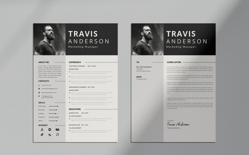 Travis Anderson Creative Director CV CV Mall V.1