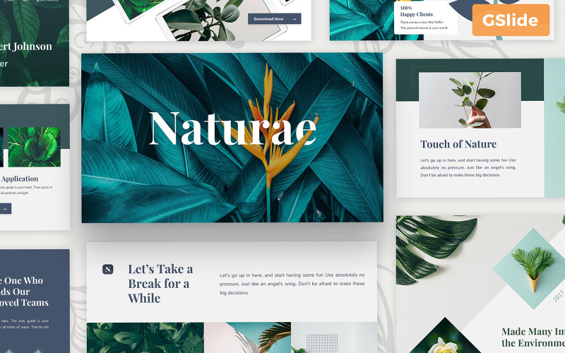 Naturae - Google Presentationsmall
