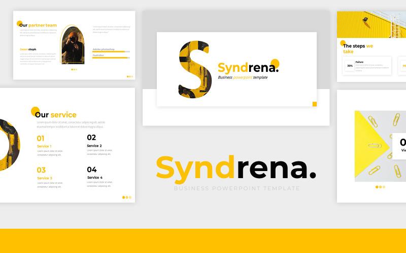 Syndrena Keynote-mall