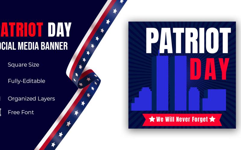 911 Patriot Day Background Patriot Day 11 September 2001 Social Media