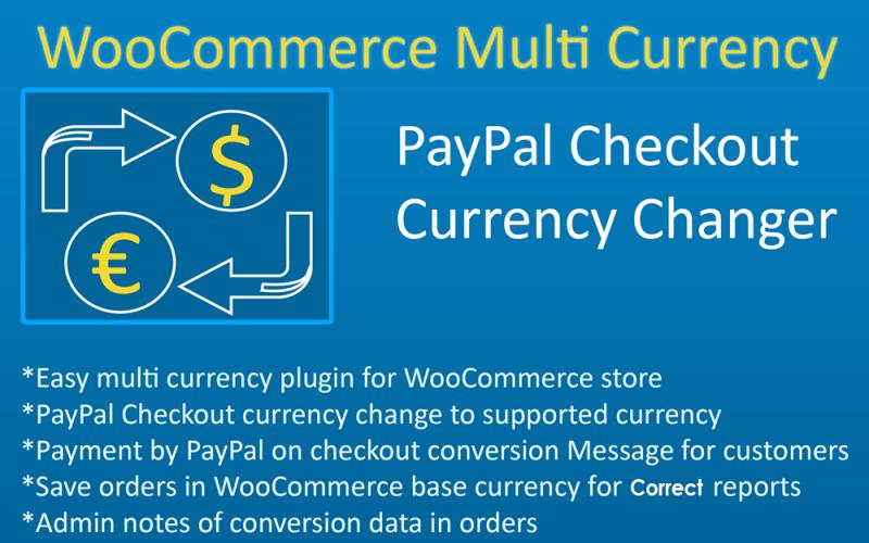 WCMC Multi Currency Plugin