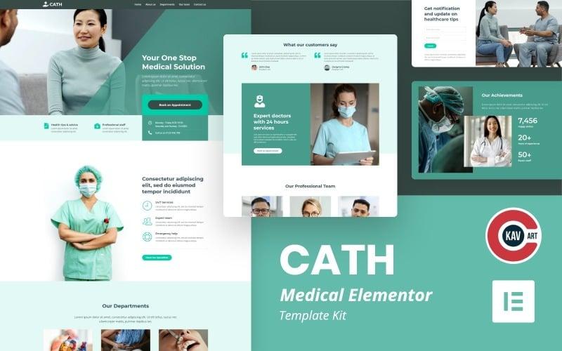 Cath - набор шаблонов для медицинских элементов