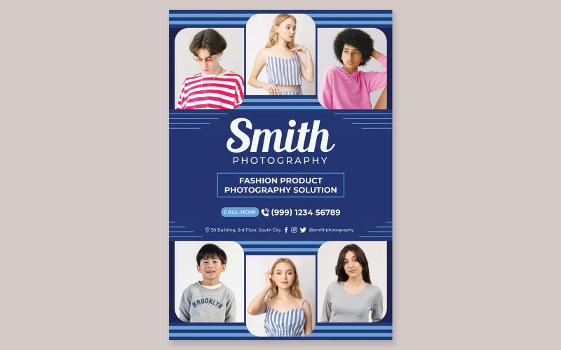 Photography Studio Poster #02 Print Template