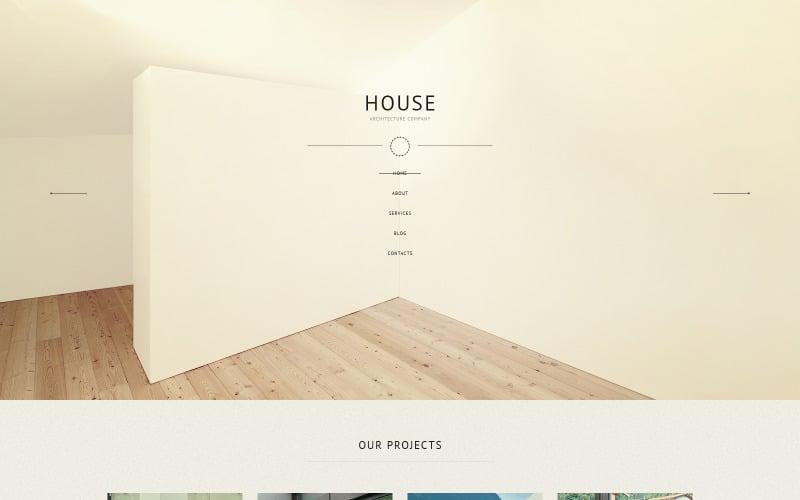 Ücretsiz İnşaat Bürosu WordPress Teması