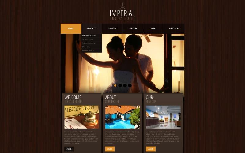 Free Inn WordPress Website Multipurpose Layout & Template