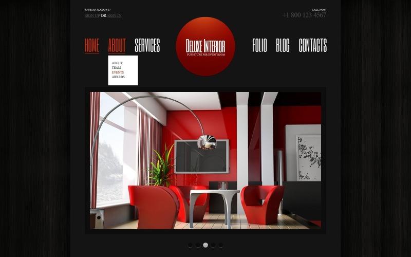 Free Internal WordPress Website Theme & Template